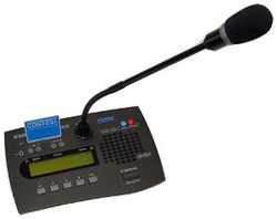 Digital Chairperson Microphone Unit CMS 630C